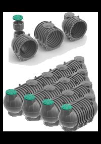 модульные баки емкости резервуары